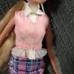 Doll cumshot