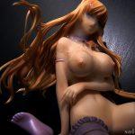Semen on figure big boobs