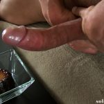 Big cock solo jerking