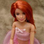 Redhead Barbie doll