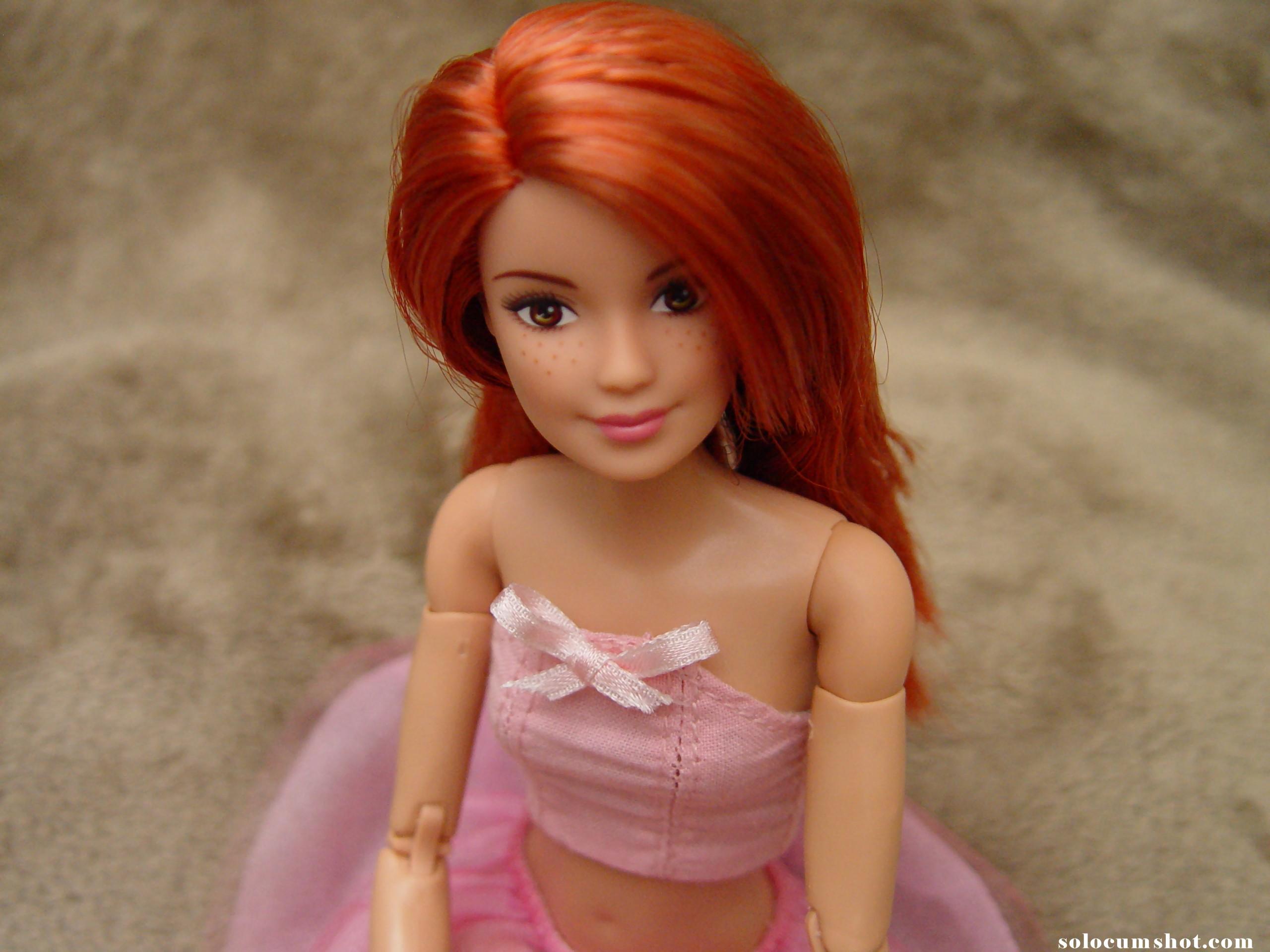 Barbie Cum