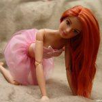 Sexy Redhead Barbie