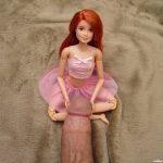 Barbie holding dick