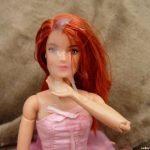 Barbie facial cumshot