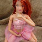 Redhead Barbie bukkake