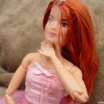 Cum on Barbie