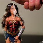 Wonder Woman doll bukkake