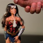 Wonder Woman doll fetish