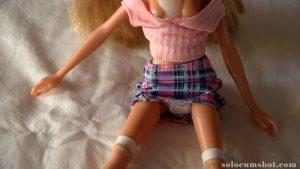 Slutty doll