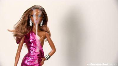 2 loads on barbie