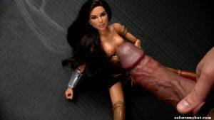 Wonder Woman fetish