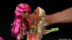 Cum kiss dolls
