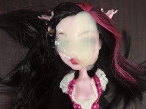 Monster High bukkake