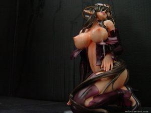 Big tits figure bukkake