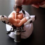 Hentai figure bukkake