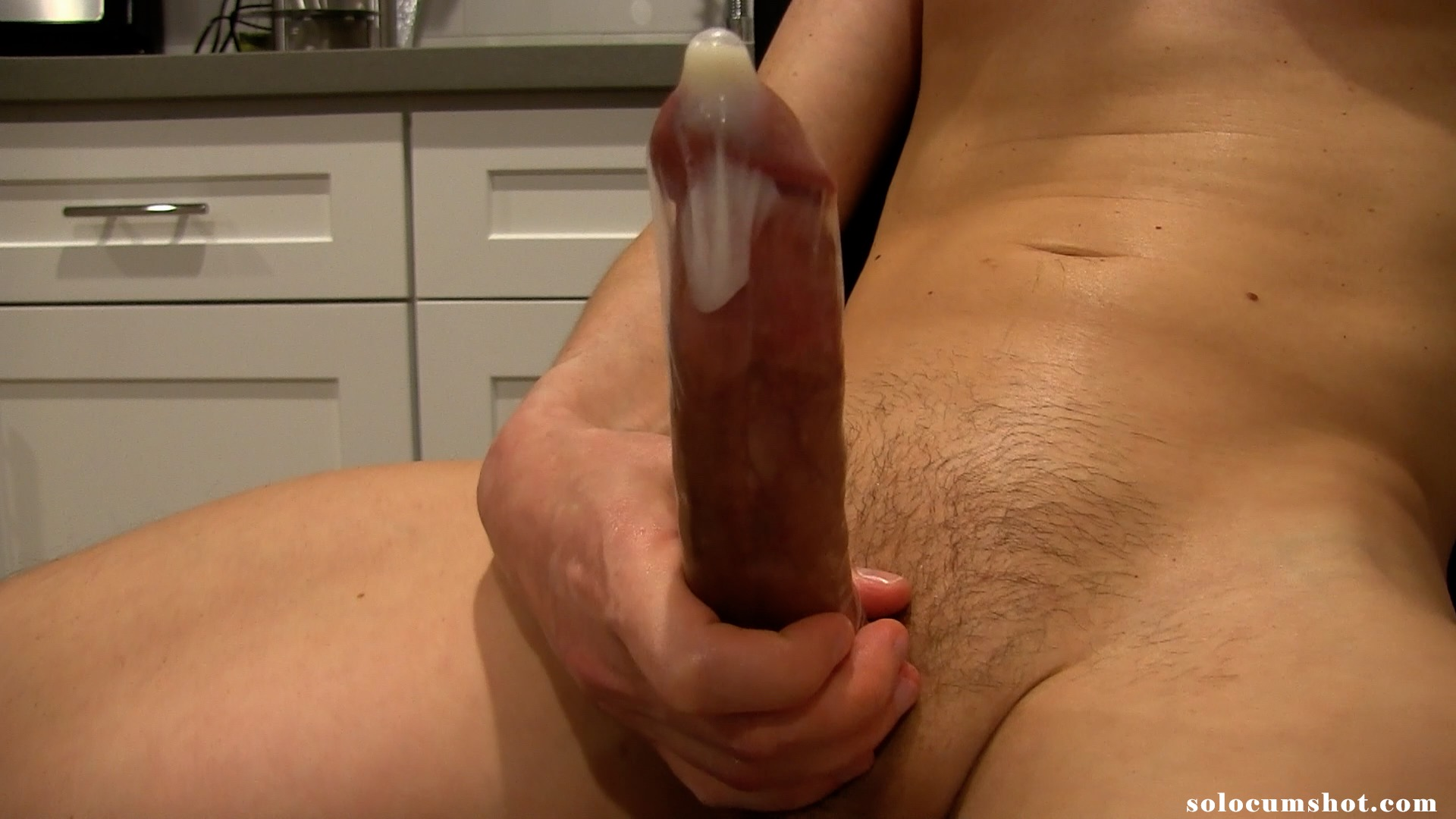 My First Time Jerking Off