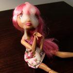 Doll bukkake