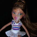 Cum on Bratz doll